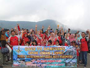 Tour Bandung 2018